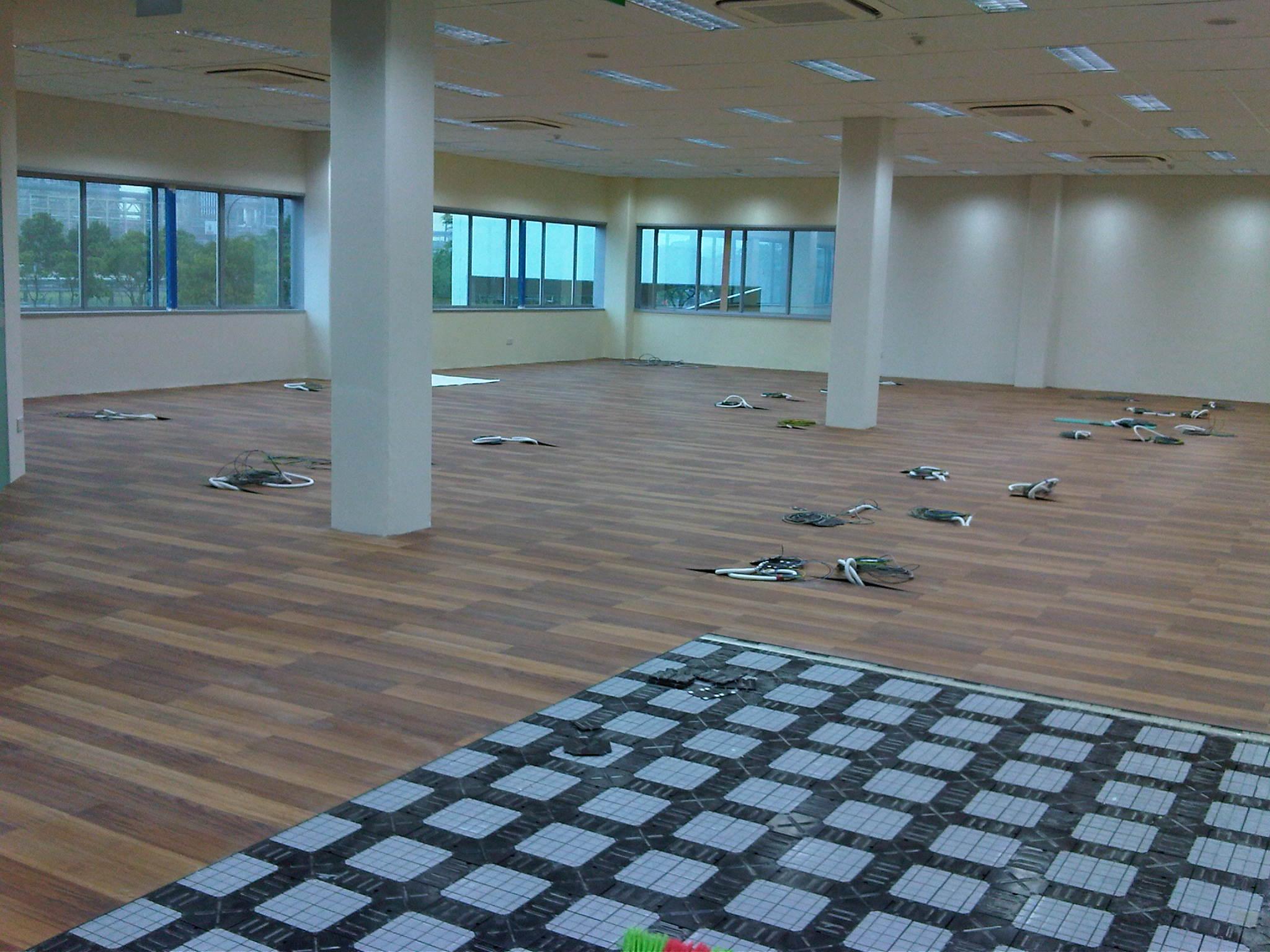 韩国Art Tile仿木纹4.5mm免粘胶地板